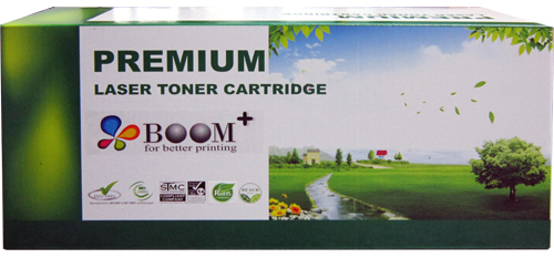 ตลับหมึกพิมพ์เลเซอร์ Kyocera TK-584 (Y) 3 กล่อง BOOM+