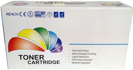 ตลับหมึกพิมพ์เลเซอร์ HP CF214X (14X) 10 กล่อง Full Color