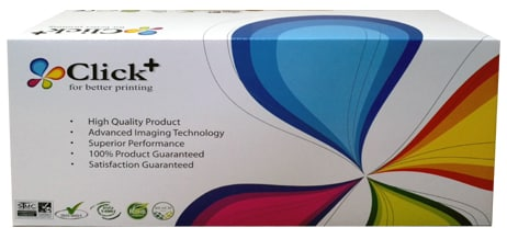 ตลับหมึกพิมพ์เลเซอร์ Samsung CLT-K409S (สีดำ) 2 กล่อง Click+